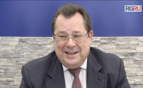 Руководитель РТРС Андрей Романченко - о цифровом будущем российского телевидения