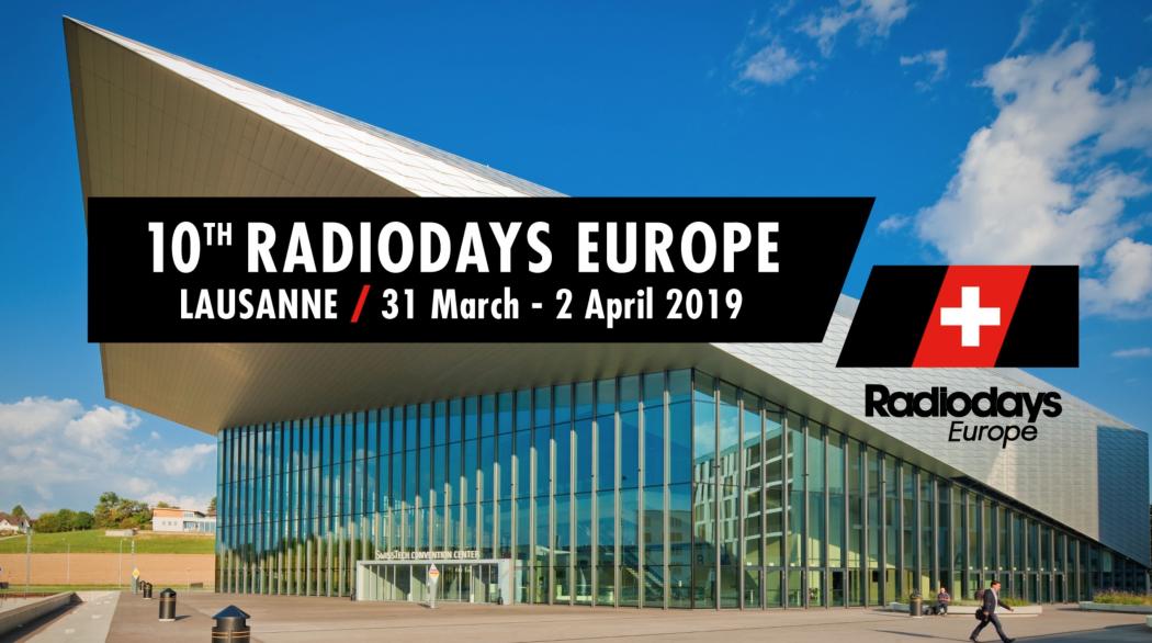 Делегация РАР на Radiodays-2019